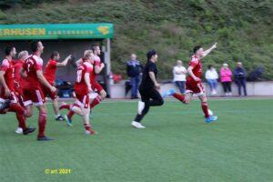 Pokalspiel 1. Herren vs. Steinfeld II