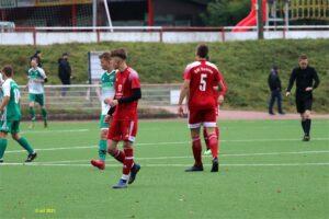 Punktspiel 1.Herren vs. GW Brockdorf II
